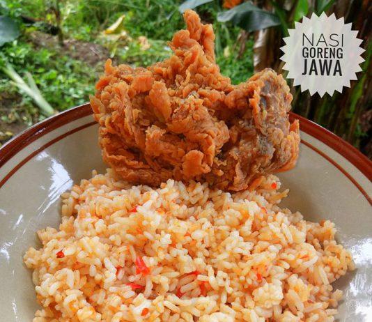 Nasi Goreng Jawa (Ala Saya) by Novie Kurnia Wardani