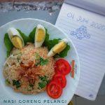 Nasi Goreng Pelangi by Uswatun Hasanah