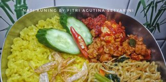 Nasi Kuning by Fitri Agustina Setyarini