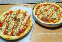 Pizza Teflon by Hery Kurniati