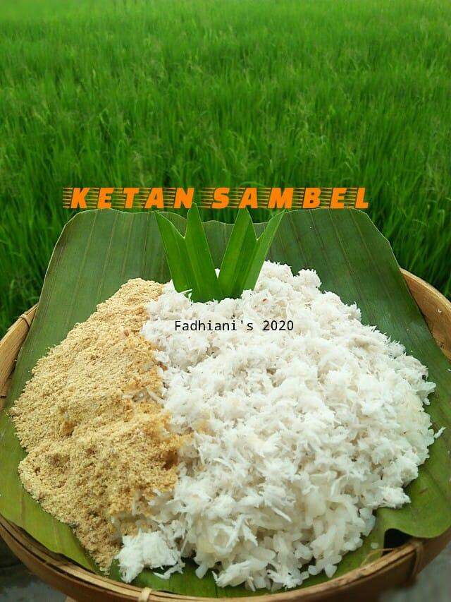 Resep Ketan Sambel BY Dian Fadhiani