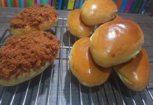 Roti manis by Rizki Amelia Sumrachadi