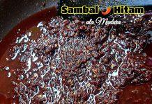 SAMBAL HITAM ala MADURA by Melany Sam's