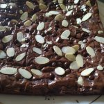 Shiny Fudge Brownies by Vieka Husna