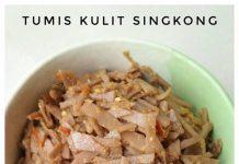 TUMIS KULIT SINGKONG by Dewi Umara