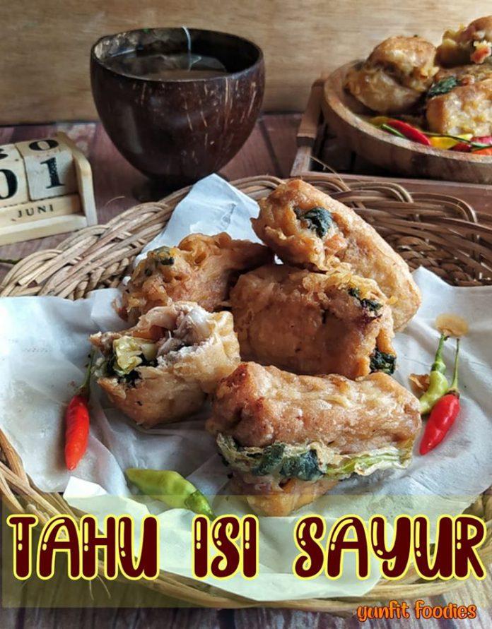 Tahu Isi Sayur by Yuniarti Nur Fitria
