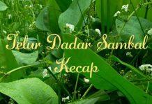 Telur Dadar Sambal Kecap by Hasmiati Aseri