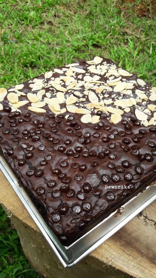 brownies panggang by Dewi Rikawati