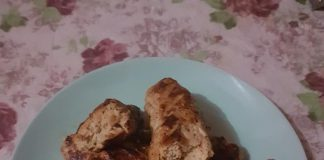 kofte daging ayam by Nirmala