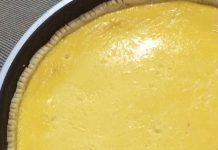 tips dan trik buat pie Teflon susu by Yunorina Azah
