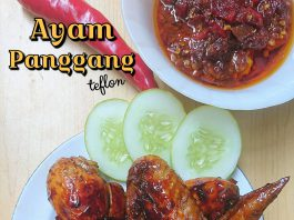 AYAM PANGGANG TEFLON by Melany Sam's