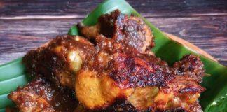 Ayam bacem panggang by Anggraini
