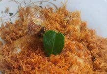 Ayam serundeng by Nanda Sukesi