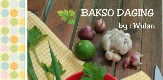 BAKSO DAGING SAPI by Navia Wulandari