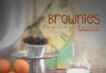 BROWNIES TEPUNG BERAS by Mima Tami
