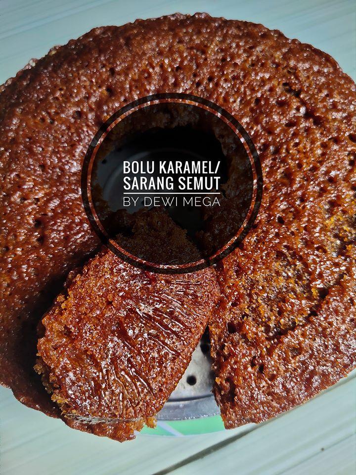 Bolu Karamel Ekonomis tanpa mixer by Dewi Mega 1