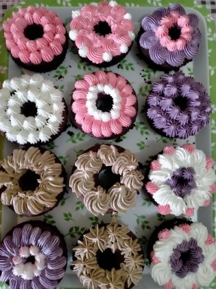 Brownies kukus (Brownies donat cantik) by Joeli Neez 1