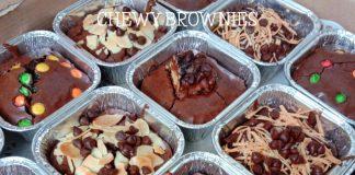 CHEWY BROWNIES by Stephanie Febrian 1