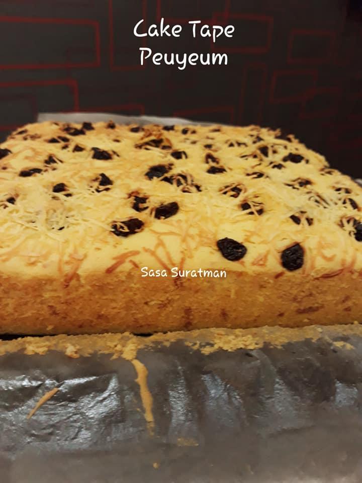 Cake Tape Peuyeum Keju by Wahyu Nursanti Suratman 1