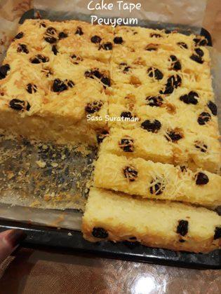 Cake Tape Peuyeum Keju by Wahyu Nursanti Suratman 3