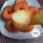 Donat crispy by Anggraini