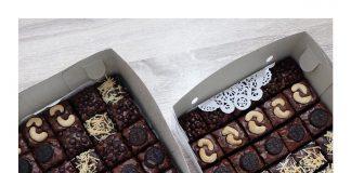 Fudgy Brownies by Mukofidhotun Umaroh