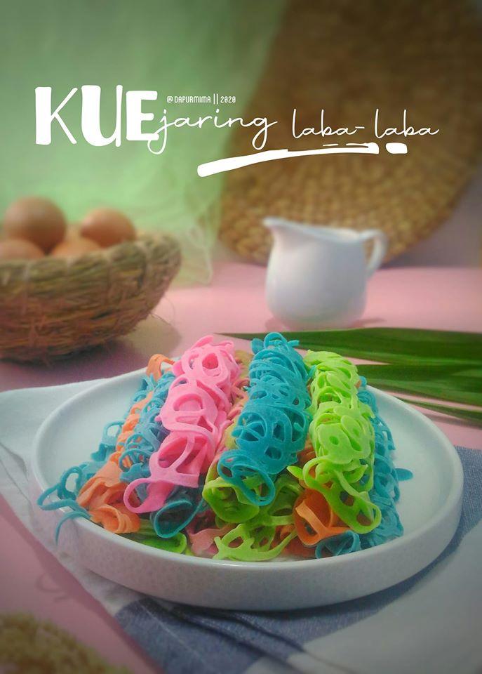 KUE JARING LABA-LABA by Mima Tami