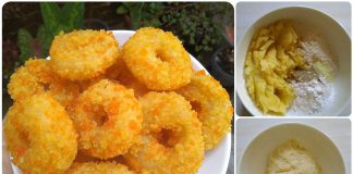 Kentang donat by Rhya Safitry