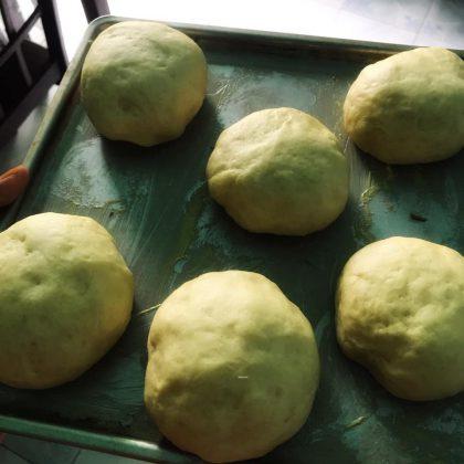 Korean garlic cheese bread by Dhea Ramadhan Dinarta 4