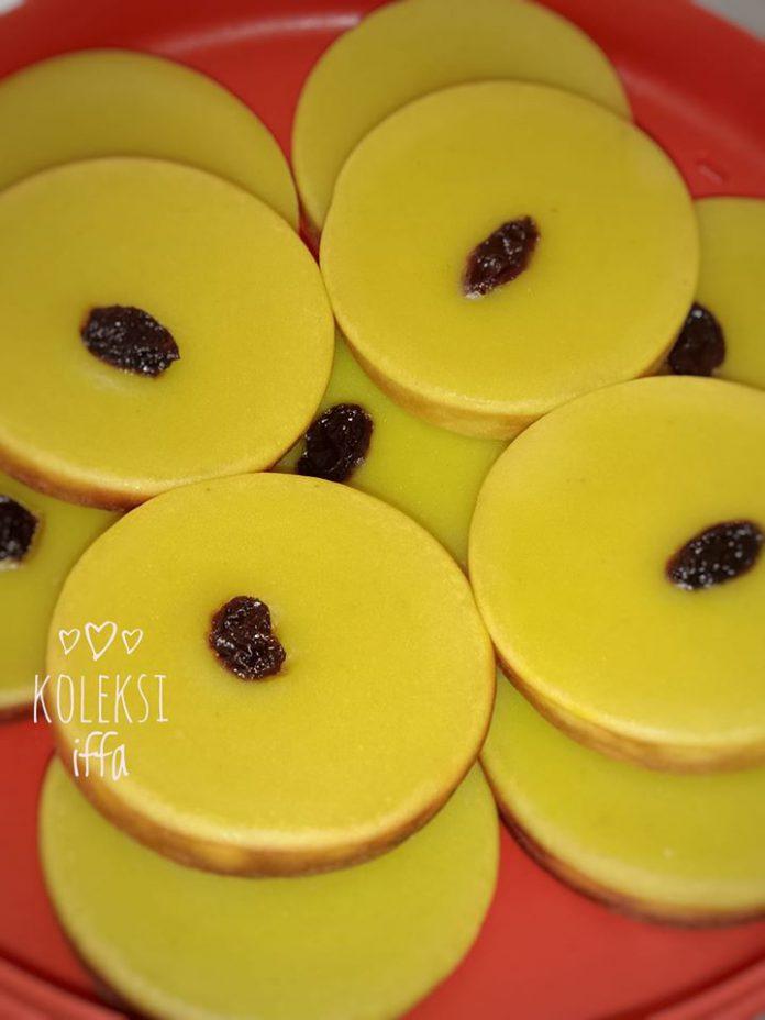Kue Lumpur Ubi Kuning by Tri Wahyuni