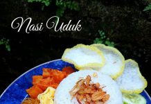 NASI UDUK by Melany Sam's