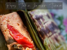 PEPES TAHU JAMUR TIRAM by Dianish's Kitchen