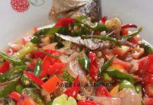 Peda goreng cabe by Anggraini