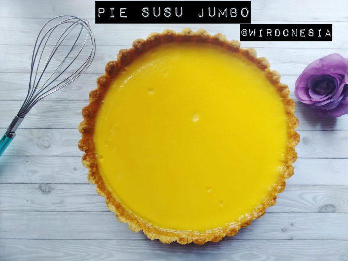 Pie Susu Jumbo by Wirdonesia Merdeka
