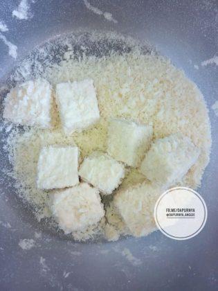 Tahu crispy by Anggraini 1