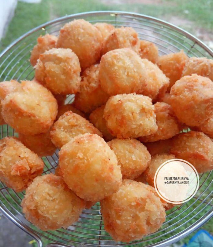 Tahu crispy by Anggraini