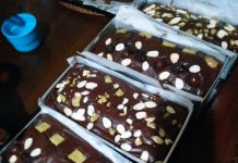 brownies by Nita Andriani