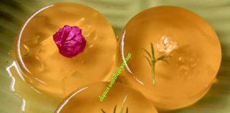 puding bunga krokot by Wati Hafid