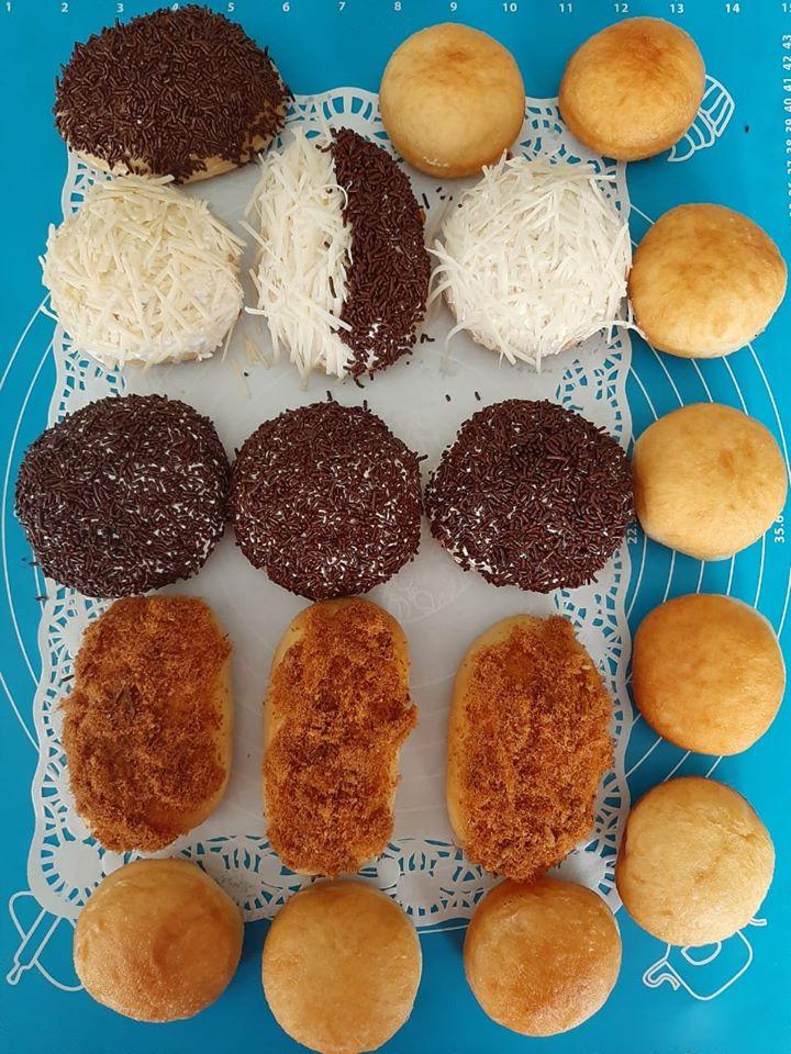 roti variasi by Vanessa Tanjungan