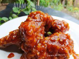 AYAM GORENG SAUS BBQ by Tien Ros