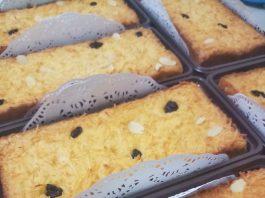 Bolu Tape Keju ( versi butter cake) by Alinda Amalia
