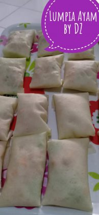 Lumpia Ayam by Dhora Agustien 1