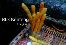 STIK KENTANG KEJU by STIK KENTANG KEJU
