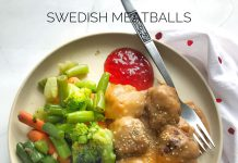 BOLA-BOLA DAGING ALA IK*A (SWEDISH MEATBALLS) by Monica Tunjungsari Omar