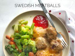 BOLA-BOLA DAGING ALA IK*A (SWEDISH MEATBALLS) by Monica Tunjungsari Omar