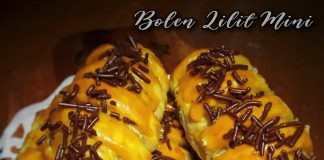 BOLEN LILIT MINI NO KORSVET by Dianish's Kitchen