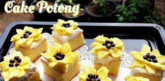 CAKE JADUL POTONG by Dian Caroline