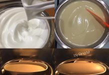 Cheddar Cheese Cake versi ekonomis by Rina M
