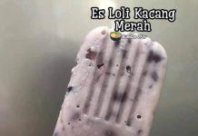 ES LOLI KACANG MERAH by Bundae Refaya 1