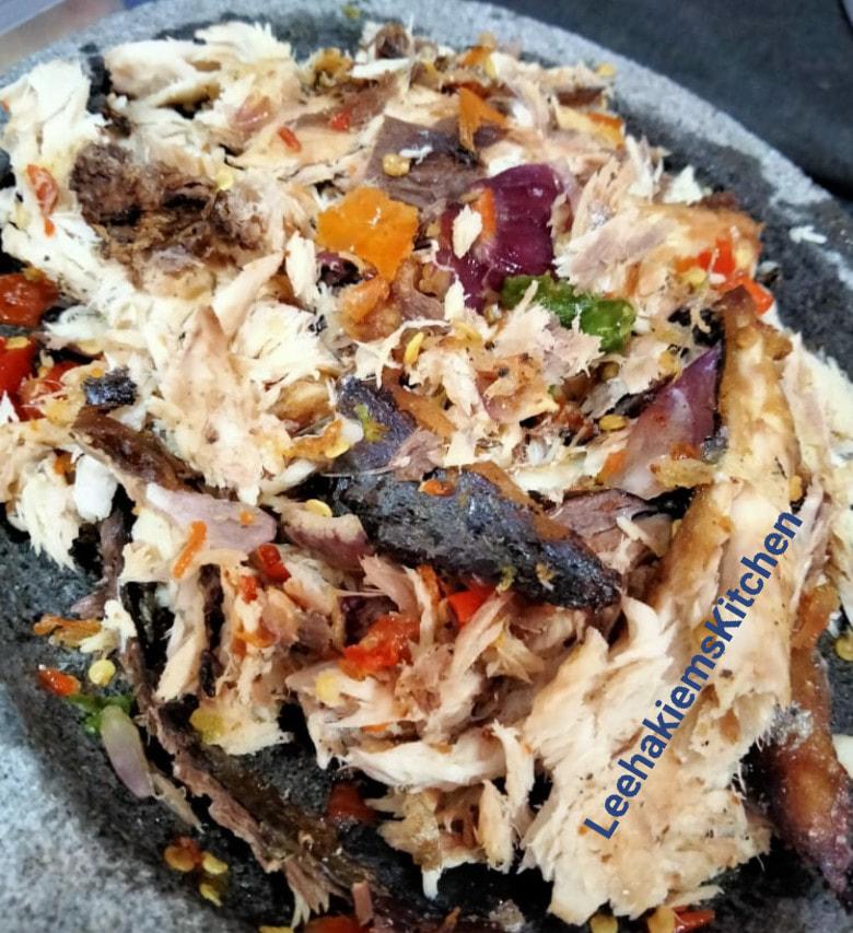 Ikan sambal jok-jok by Lee Hakiem